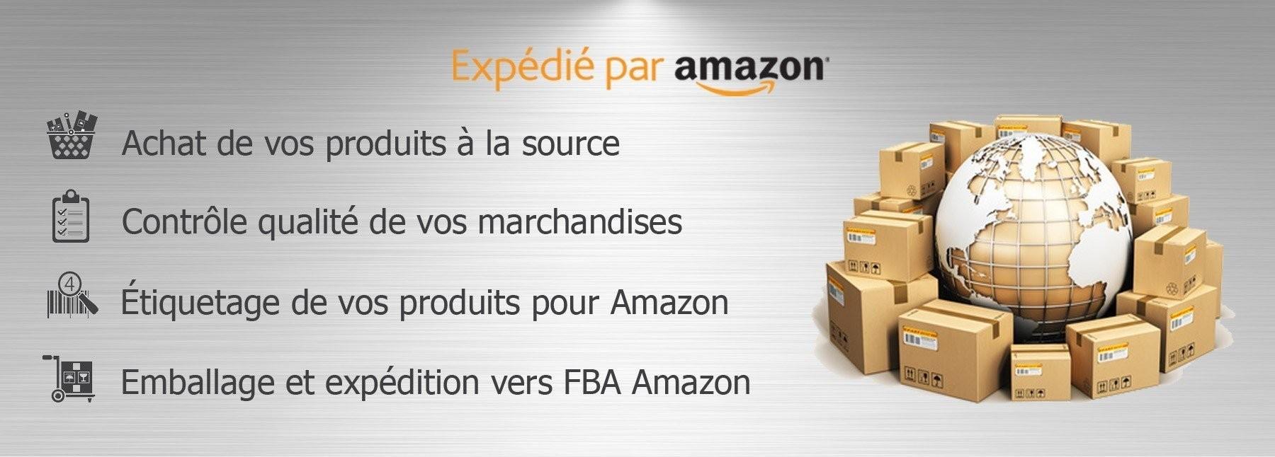Expédiez vos stock Amazon FBA directement depuis la Chine